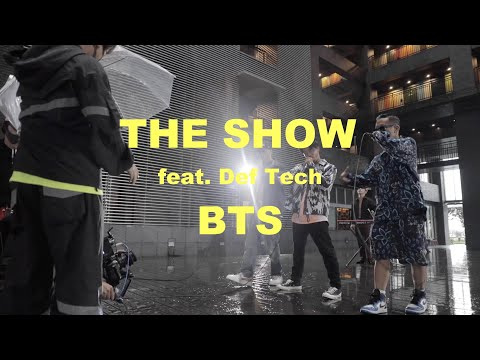 SPiCYSOL - THE SHOW feat.Def Tech [Behind The Scenes]