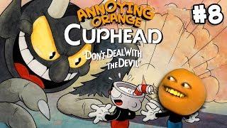 Cuphead #8 🏆👻  [Annoying Orange]