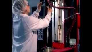 Cáp quang được sản xuất như thế nào