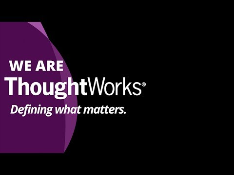ThoughtWorks is defining what matters. We're honored to be named a Top Company for Women Technologists for the 3rd consecutive year by AnitaB.org