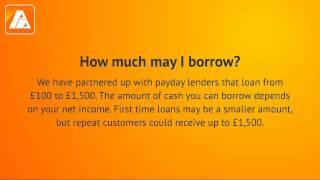 Payday Advance UK: Payday Loans UK - FAQ