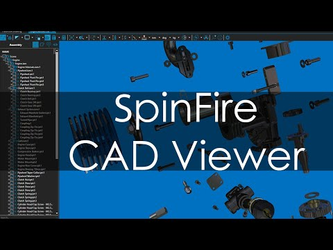 CAD Visualization and Data Discovery for the Enterprise