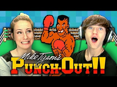 Baixar MIKE TYSON'S PUNCH-OUT!! (Teens React: Retro Gaming)