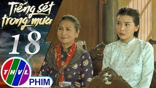 THVL   Tiếng sét trong mưa - Tập 18[4]: Bà Hội vui vẻ vì ông bà Cai tỏ ý trân trọng Khải Duy