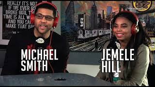 ESPN Anchor Michael Smith breaks his silence on Jemele Hill exit