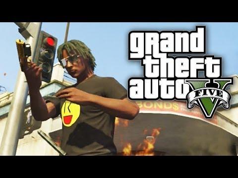 XpertThief - Los Santos (GTA 5 Rap)