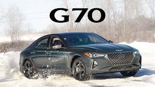Daily Driving a 2019 Genesis G70 Review