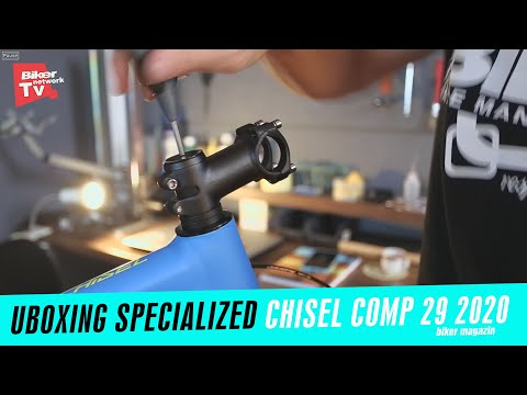 Slagali smo Specialized Chisel Comp 29 2020