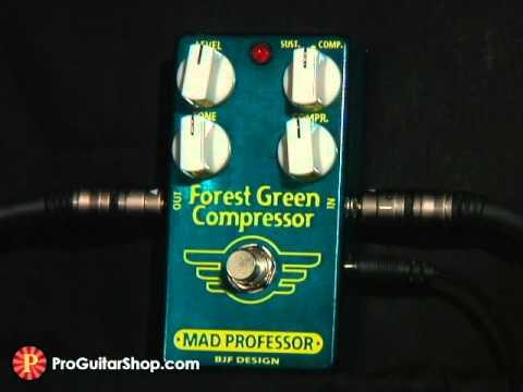 Mad Professor Forest Green Compressor CB