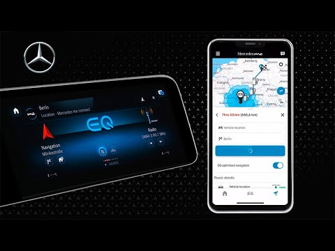 Meet Mercedes DIGITAL: The new Mercedes me Apps