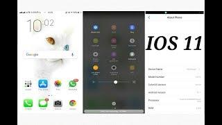 OPPO (ColorOS) theme Dark iOS 11 HD | Realme All  A37 A3s F7
