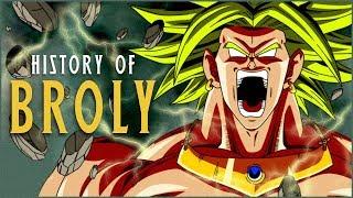History of Broly (Dragon Ball)