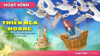 Công Chúa và thiên nga hoang dã câu chuyện cổ tích - Truyện cổ tích việt nam - Hoạt hình cho Trẻ Em