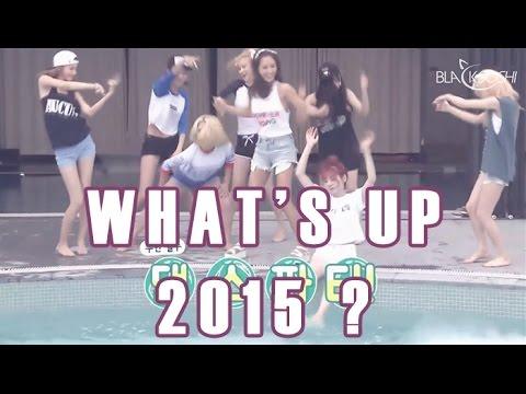 GIRLS' GENERATION - Funny 2015! A DAEBAK YEAR!