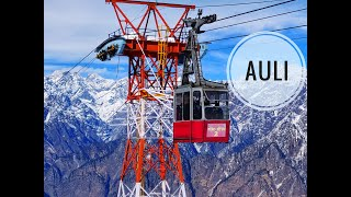 Auli : Snow and Skiing