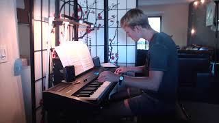 Bossa Nova - Girl From Impanema Chord Progression - Piano with Jonny September 2018 Challenge