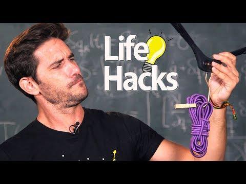 Los Life Hacks científicos más extremos
