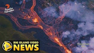 Hawaii Volcano Eruption Update - Saturday Afternoon (May 19, 2018)