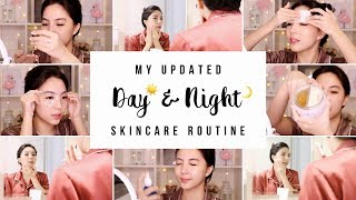 My Day & Night SKINCARE Routine [Updated 2019]