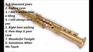 Non stop Romantic instrumental love songs (sleeping pills)