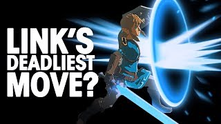 Why Link is TERRIFYING in Breath of the Wild!