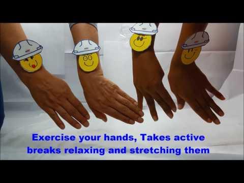 Ecuador HSE Hand Safety Video