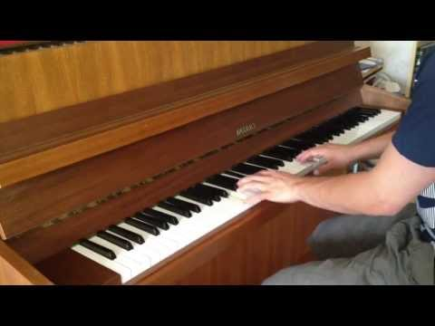 Baixar Avicii feat Aloe Blacc - Wake Me Up Piano Cover