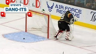 NHL Worst Plays of The Week   Steve's Dang-Its