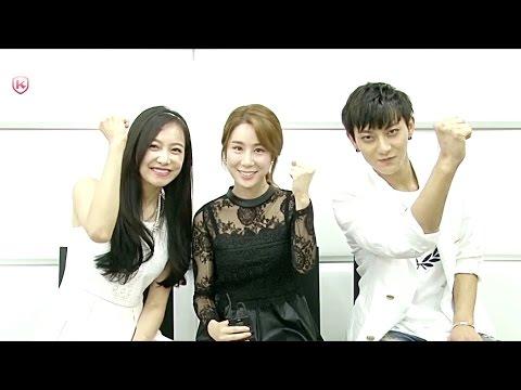 [ENGSUB] 2014.08.29 Baidu King Chart - Zhang Liyin, f(x) Victoria, EXO Tao