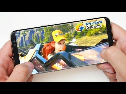 Espectacular NUEVO JUEGO de Carreras de TENCENT GAMES para Android / IOS