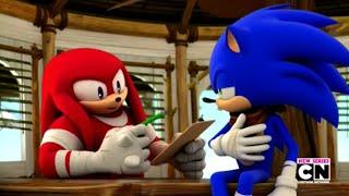 Sonic siêu thanh cực hay - Sonic Boom Episodes 1 HD