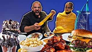 يوم طهمجة في دبي و سوسو خرب عليا A Day of Eating In Dubai ...