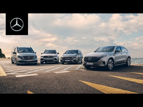 On the Road to... | The EQ Range by Mercedes-Benz