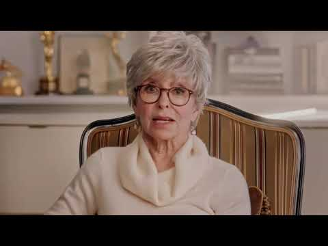 RITA MORENO: JUST A GIRL WHO DECIDED TO GO FOR IT   Official Trailer   Opens in theater June 18