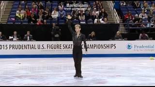 Adam RIPPON  U.S. Nationals 2015 SP