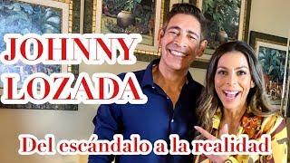 JOHNNY LOZADA: MENUDO, FAMILIA Y UN TRAUMA QUE TODAVÍA LO PERSIGUE!