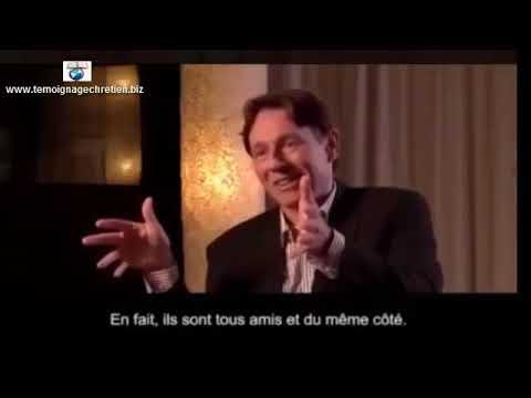 Nouvel Ordre Mondial - Confession de Ronald Bernard ex- homme d'affaires lucéferien (1)