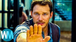 Top 10 AWESOME Chris Pratt Moments!