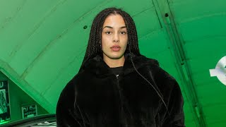 Jorja Smith Knows How to Conquer the Bomb Cyclone in Style