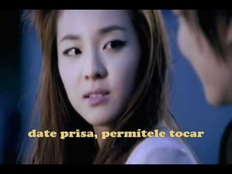 Sandara Park & Lee Min Ho - Kiss sub español