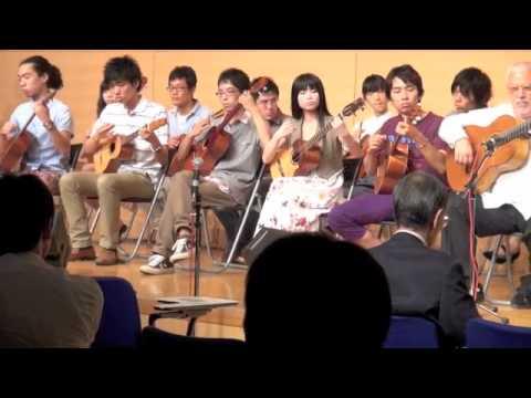 Como llora una estrella - ラテンアメリカ音楽演奏入門2011成果発表コンサート