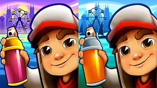 Subway Surfers Chicago 2020 VS Subway Surfers Chicago 2018
