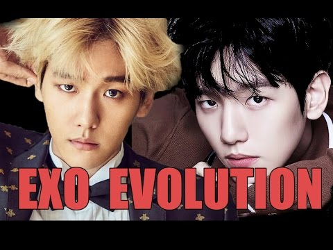 EXO EVOLUTION 2012-2016 (ALL VERSIONS INCLUDED)