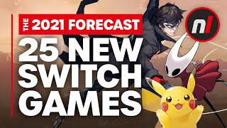25 Upcoming Nintendo Switch Games to Look Forward to in 2021