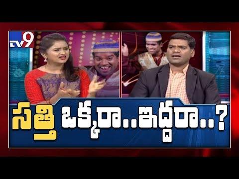iSmart News: iSmart Sathi Ganesh Chaturthi Special Interview- Bithiri Sathi