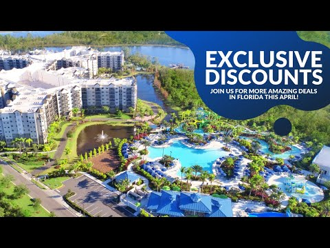 Florida property deal with an Invester 10% discount from April 5th 2021 and only a 20% deposit