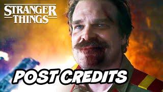 Stranger Things Season 3 Ending - Post Credit Scene Breakdown