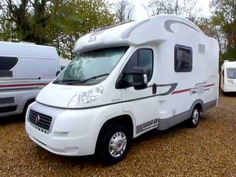 Adria Matrix Axess 2013 New 4 Berth Small Motorhome
