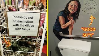 10+ Hilarious Times Shops Made Their Customers Laugh Out Loud