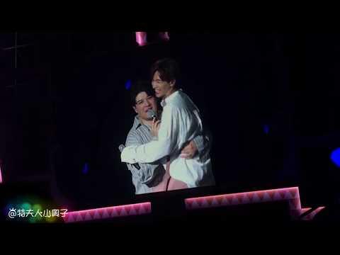 180401【Super Show 7 In Taipei】I Do + The Lucky One Cut 愛上收藏的李東海 寵溺弟弟們的隊長各種抱抱 SS7